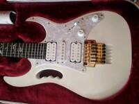 Ibanez jem 7vwh top of the range ... May trade