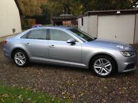 REDUCED !!!!! IMMACULATE - 2019 2.0l Audi A4 Saloon 35 TFSI SE 4dr S Tronic Silver ONLY 12,200 mls