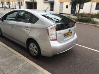 Toyota Prius 1.8 VVT-i Hybrid CVT 5dr PCO Ready