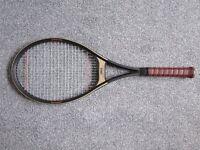 Yamaha graphite professional tennis racquet