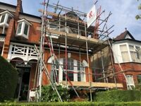 Affordable scaffolding services, FREE hire period with all scaffolds, temporary roof, boarded lifts