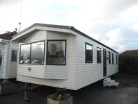 8 Berth Atlas Aurora with Double Glazing & Central Heating on 5* Holiday Park