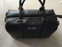 Folli Follie Black Shoulder Handbag, brand new