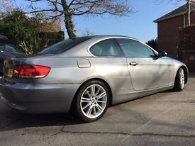 "BMW 330d SE coupe, Full Leather, 18"" M Sport"
