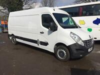 Renault master dc1 100 2010 60 big van bargin £2650