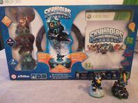 Skylanders Spyro's Adventure Starter Pack Xbox 360 boxed plus 2 extra figures