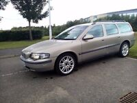 New listing - Volvo V70 SE petrol - real workhorse