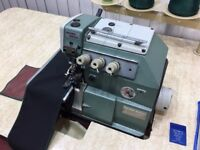 Mauser Special 3 Thread Super Fine Overlock Industrial Sewing Machine