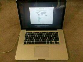 Apple MacBook Pro 15' Core 2 Duo 2.53Ghz 8GB 500GB HD Capture One Photoshop Microsoft Office Logic