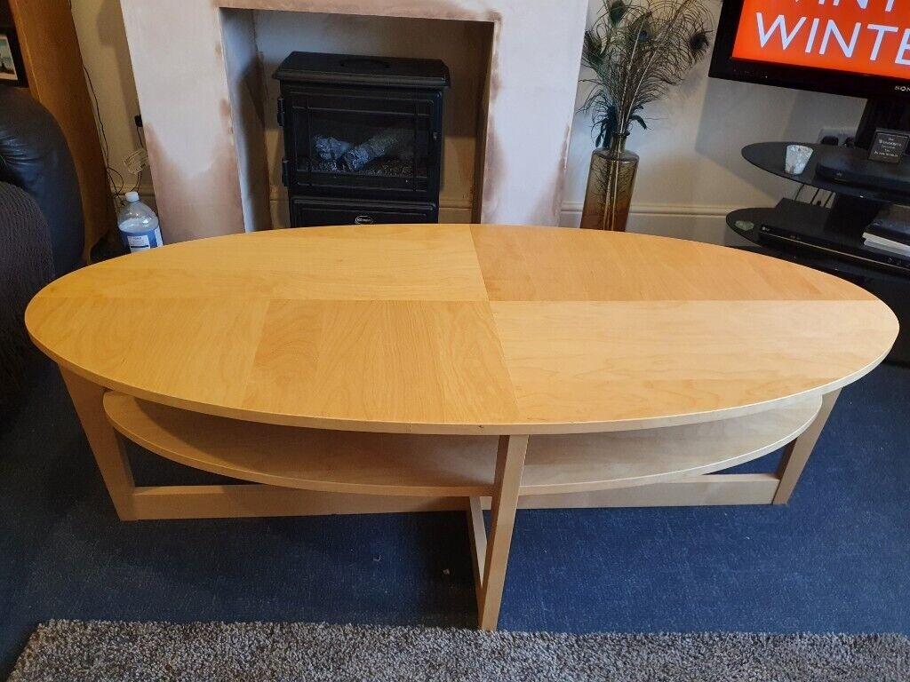 Large Coffee Table In Ilkeston Derbyshire Gumtree