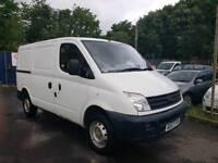 LDV Maxus Van, 2007, 91,000miles, 12 months MOT, Twin sliding doors, No VAT