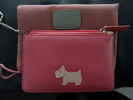 RADLEY BRAND NEW PINK COIN PURSE WITH DUST BAG. GREAT CHRISTMAS PRESENT