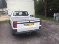 I am selling my skoda felicia pick up needs a little tlc but runs well never let me down.