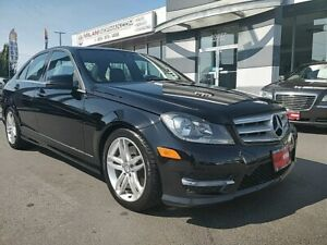 2013 Mercedes-Benz C-Class C300 4MATIC 104, 000KMS**ONLY **