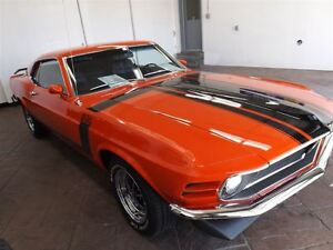 1970 Ford Mustang BOSS 302 NUMBERS MATCHING ALL DOCUMENTATION