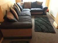 Sofas - 3 Piece - Leather Faux / Suede