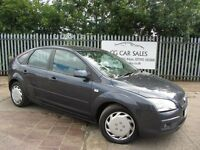 2008 Ford Focus 1.6 Style. 5dr Full MOT. Low Mileage Car 56k * Price Reduced