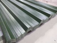 Colour Coated Metal Galvanised Roofing & Cladding Sheets