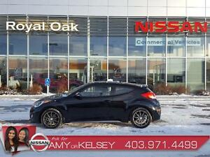 2014 Hyundai Veloster ** SPORTY TURBO, LOADED **