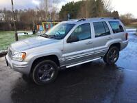2005 JEEP GRAND CHEROKEE 2.7CRD NOT LAND ROVER 4X4 X5 ML L200 SHOGUN PAJERO