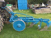 ransom 3 furrow plough