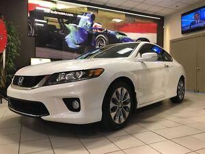 2014 Honda Accord Coupe EX-L GPS *HONDA PLUS VENDU/SOLD