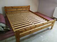 IKEA Continental King Size Bed
