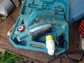 Makita electric planer 110v