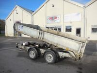 2nd Hand Ifor Williams Tipping Trailer