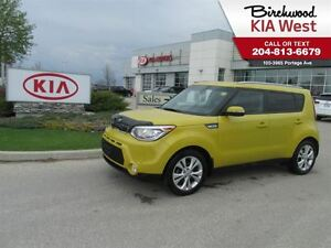 2015 Kia Soul EX+ **REMOTE START/ LOCAL/ ONE OWNER**