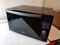 New Panasonic NN-DF386 3-in-1 Combi Microwave oven with grill RRP £227