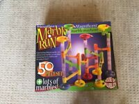 Marble Run, 50 piece set by House of Marbles