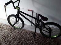 """Wethepeople 20"""" versus BMX bike"""