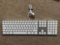 Apple wired keyboard A1243