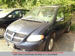 2003 Dodge Caravan SE | YOU CERTIFY, YOU SAVE