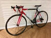 Reflex 700c racing road bike shimano gear
