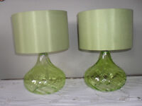 bedside / table lamps
