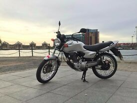 Honda 125cc Motorcycle - Learner Ready - Great buy!