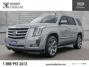 2015 Cadillac Escalade Luxury Certified Pre-Owned , CLEAN CAR...