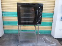 BLUE SEAL TURBOFAN E32/MAX - CONVECTION OVEN COMMERCIAL OVEN WITH STAND