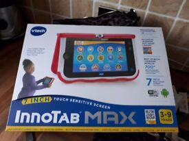 Brand new boxed 7 inch innotab max age 3-9