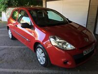 59 Plate Renault Clio 1.4 DCi Extreme ***Diesel - New 12 Month Mot - ***Only £30 Tax - FSH