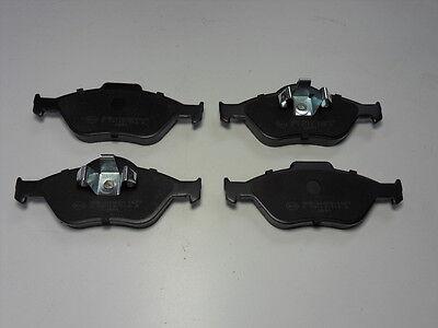 Genuine Comline FOR Fiesta mk6 Front BRAKE Pad Set OF 4