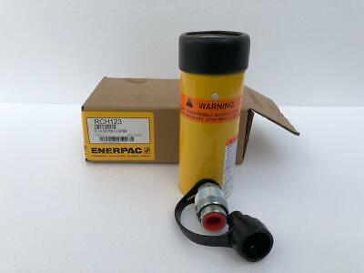 Enerpac Rch 123 Hydraulic Holl-o-ram Cylinder 12 Tons Capacity 3 Stroke