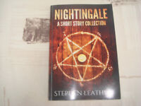 Stephen Leather - NIGHTINGALE. A SHORT STORY COLLECTION - used book, post or collection