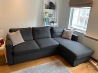 3 Seater Sofa Bed & Storage