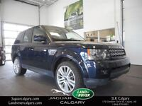 2012 Land Rover Range Rover Sport HSE LUXURY - Certified Pre-Own