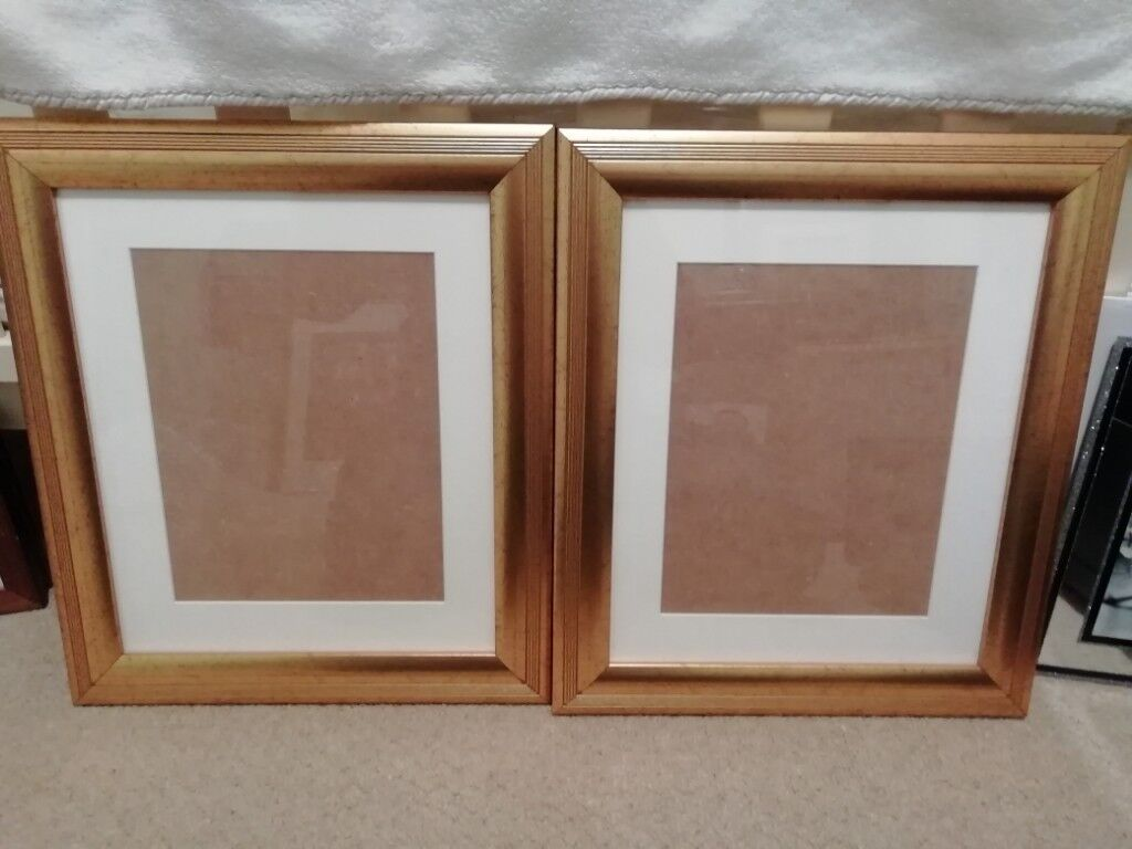 Selection Of Picture Frames 12x14 Inches In Paisley Renfrewshire