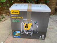 Wagner 250M airless sprayer + additional 30cm extension