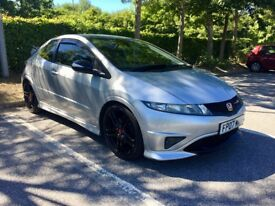 HONDA CIVIC TYPE R GT FN2 ***84k / FSH / LONG MOT***